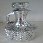 DECANTER HANDLE GLASS M